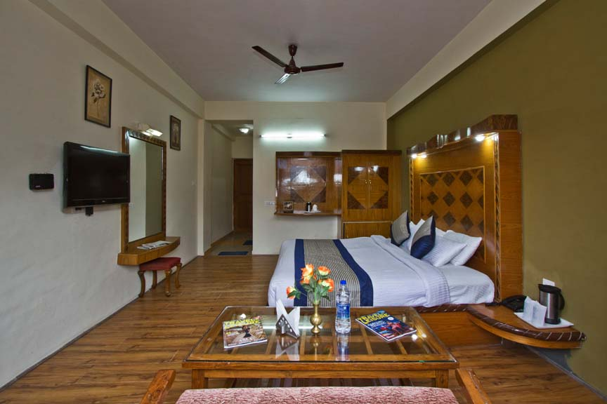Hotel Park Residency, Hotels in Manali, Best Manali Hotels