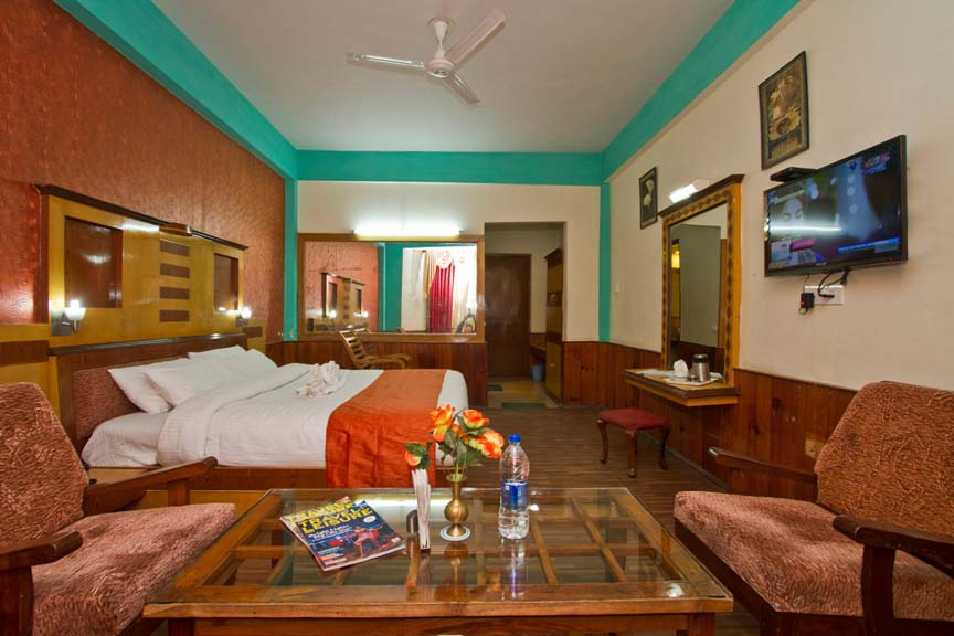 Hotel Park Residency, Best Hotels in Manali, Himachal Hotels